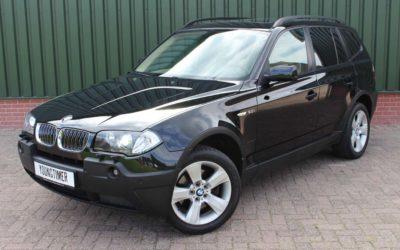 BMW X3 3.0i aut. High Executive Youngtimer