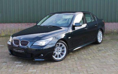 BMW 525i Individual M sportpakket