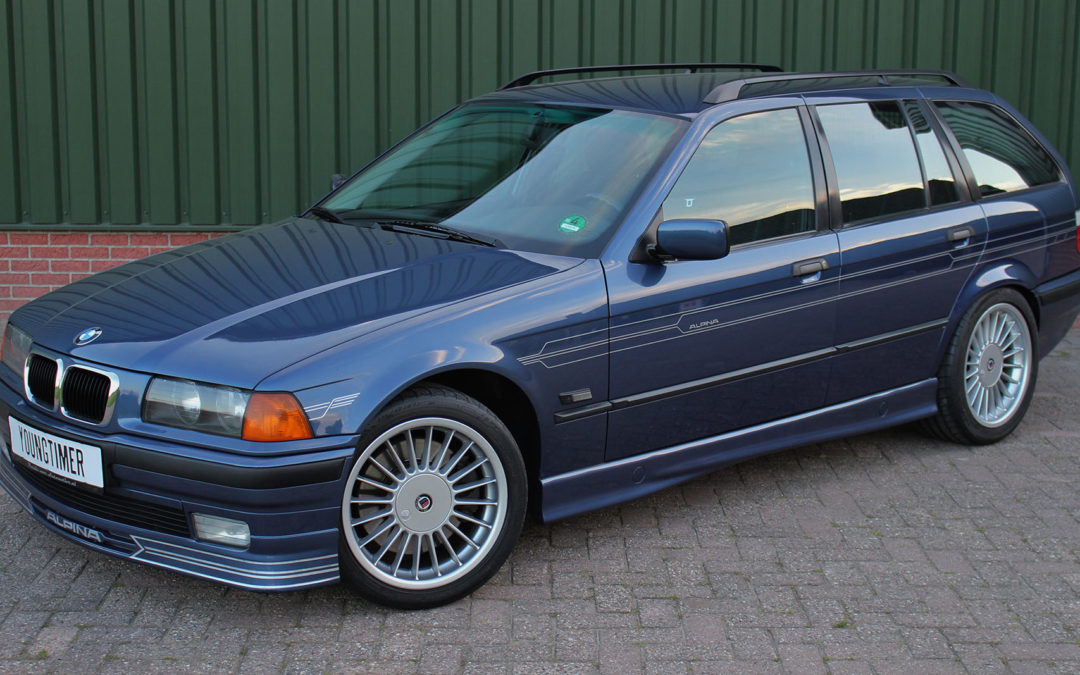 Alpina B3 touring 3.0 Switchtronic Youngtimer