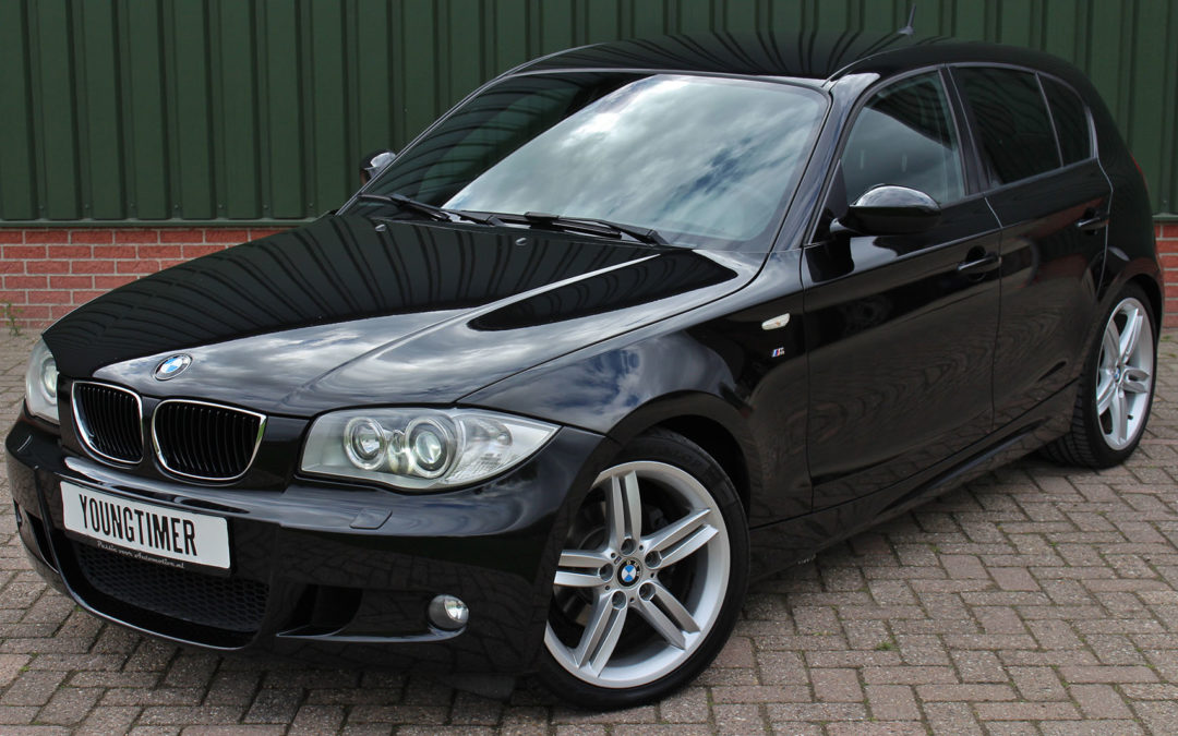 BMW 120D High Exe M sport pakket