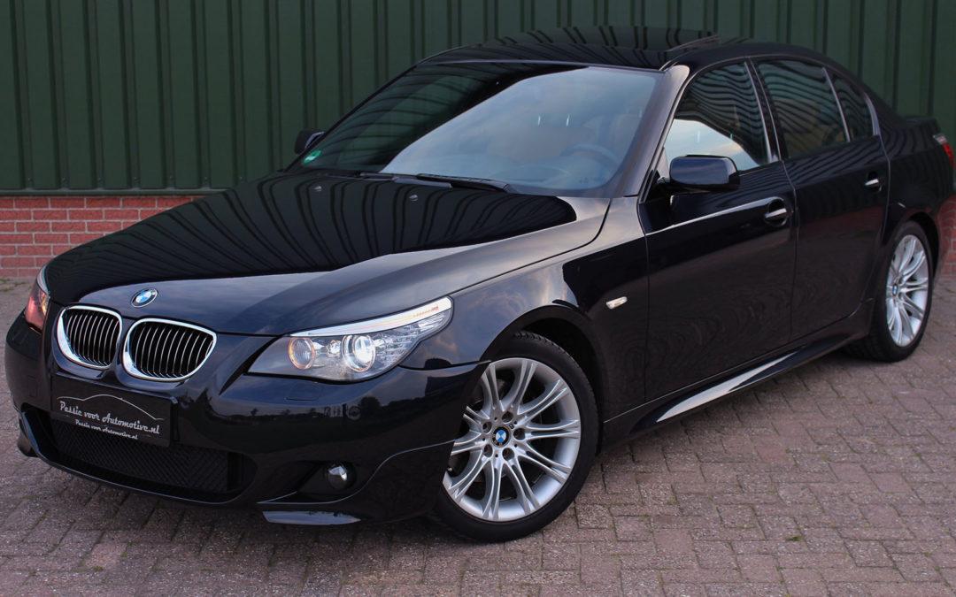 BMW 525D LCI Edition M sport pakket concoursstaat