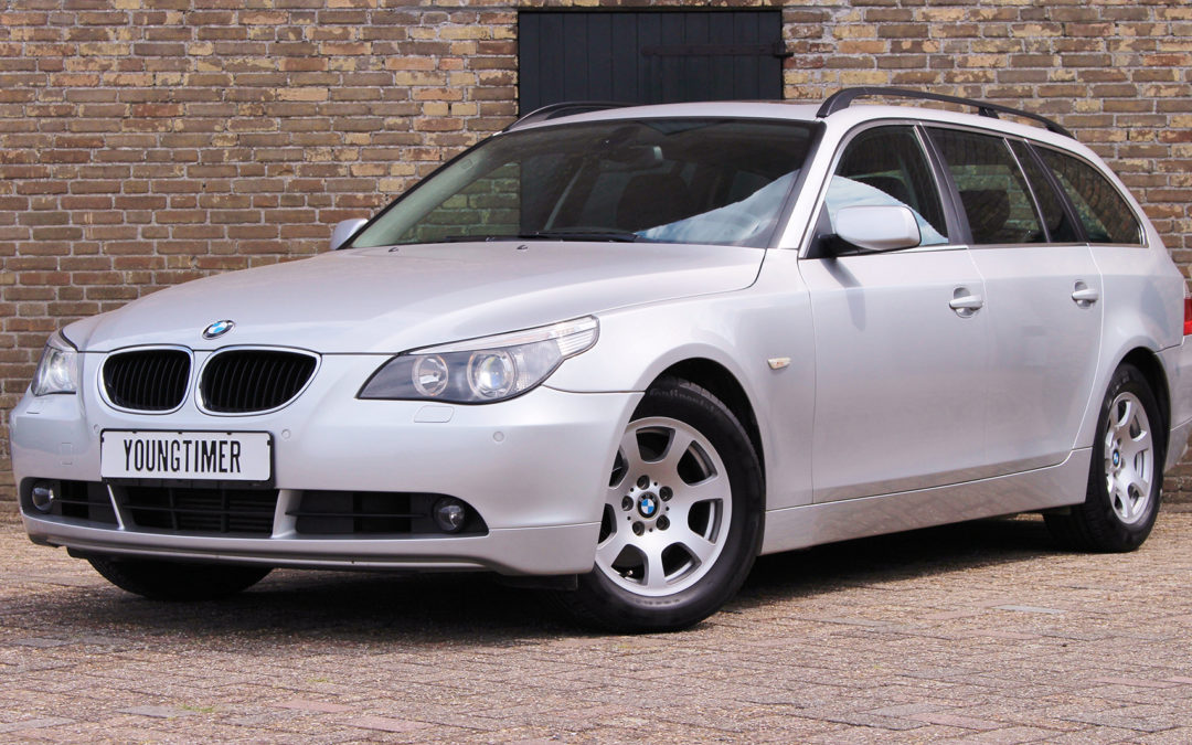 BMW 525D automaat Executive touring youngtimer