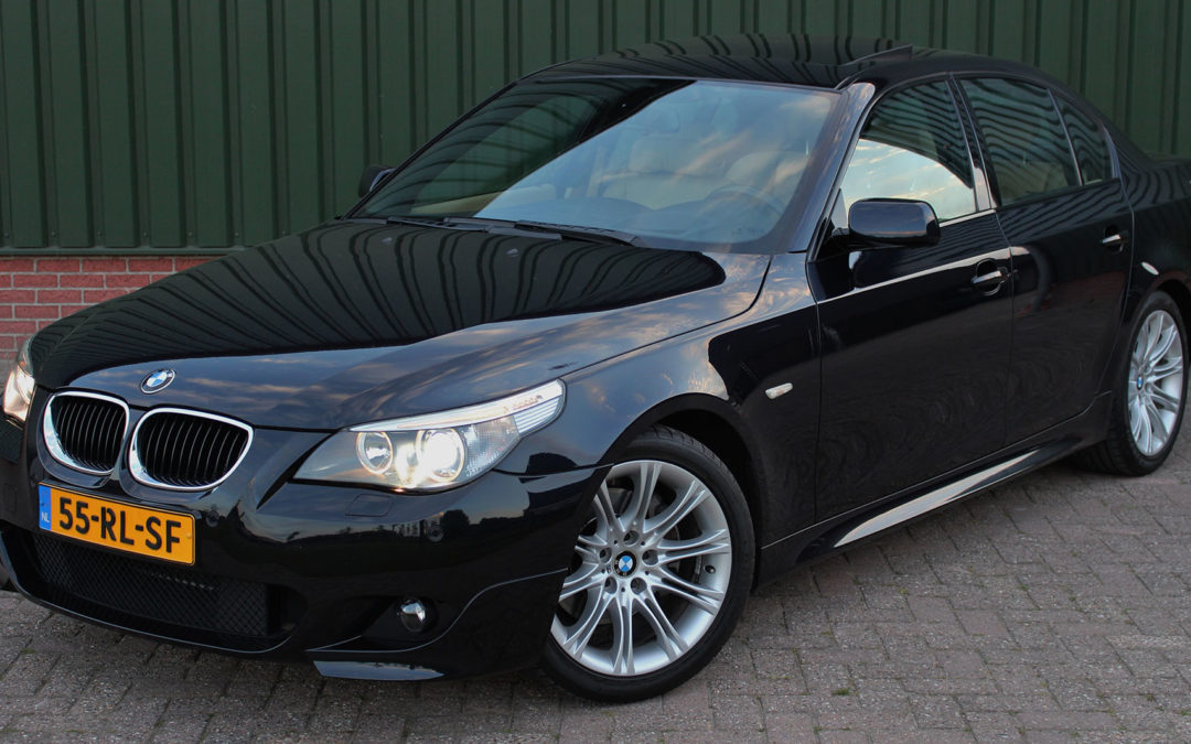BMW 530i High exe Shadowline M sport pakket