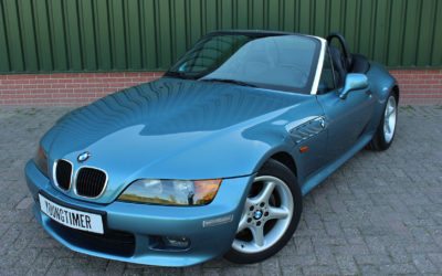 BMW Z3 2.8 cabrio in uitmuntende staat!!!