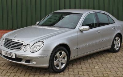 Mercedes E220 CDI aut. Elegance youngtimer NL auto met NAP