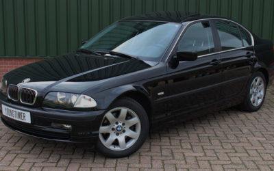BMW 325i automaat youngtimer in concoursstaat!!!