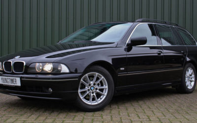 BMW 525i aut Special Edition touring youngtimer