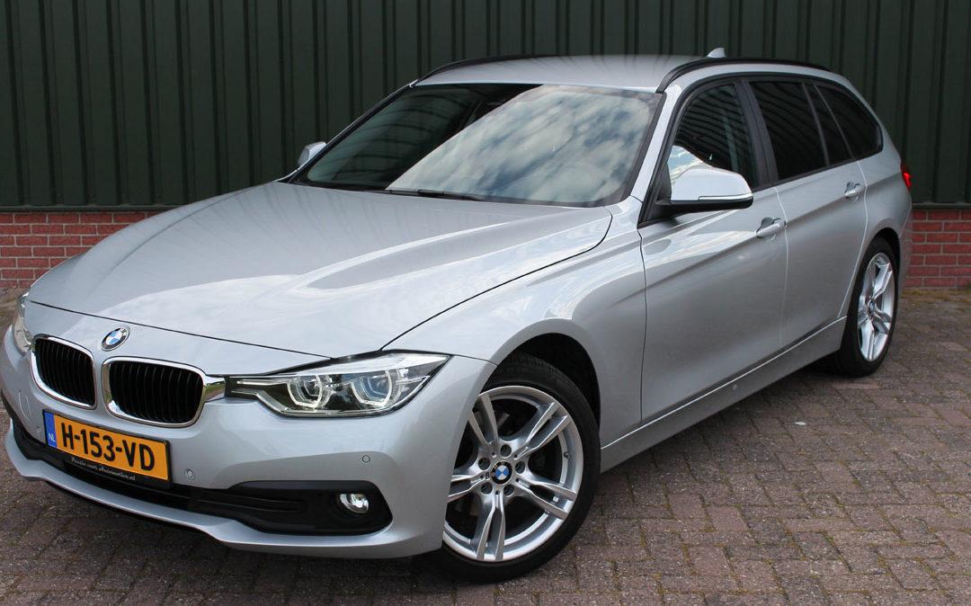 BMW 320D aut touring euro 6 norm 190pk LCI