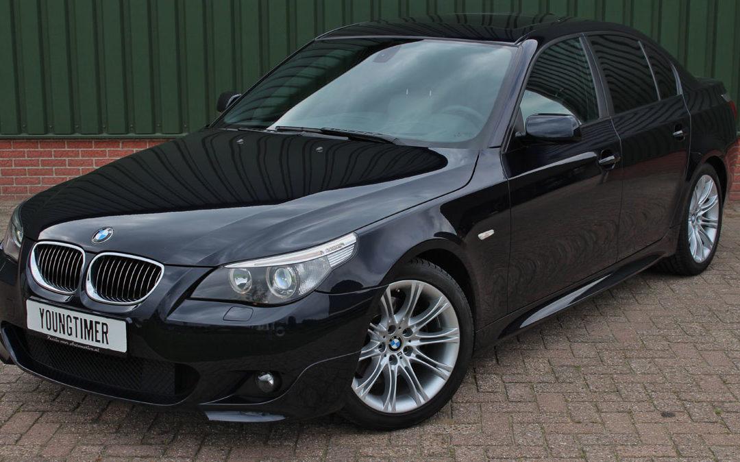 BMW 530i High Exe M sportpakket concoursstaat