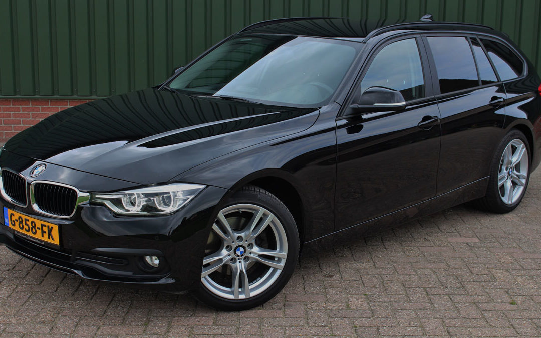 BMW 320D Advantage automaat euro 6