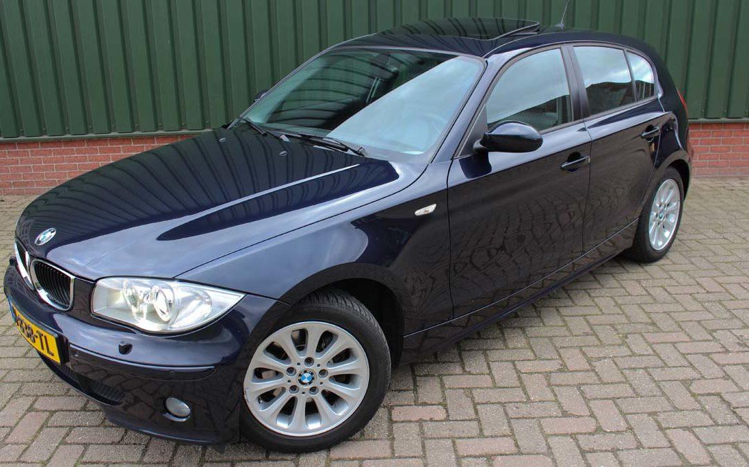 BMW 120D Executive youngtimer