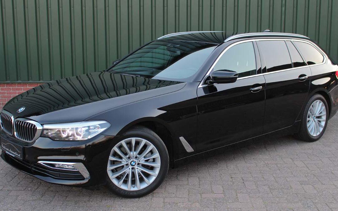 BMW 520D G31 aut Luxury touring zeer compleet btw auto