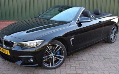 BMW 440i cabrio High Executive met M sportpakket