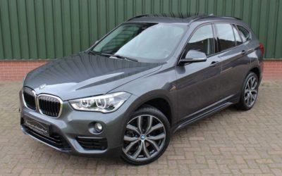 BMW X1 25D 231 pk X drive Sport Line Full opties btw auto
