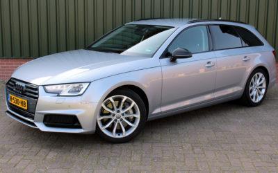 Audi A4 45 2.0TFSI 245 pk avant aut S-Line